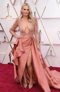Oscars 2020 Arrivals - Molly Sims