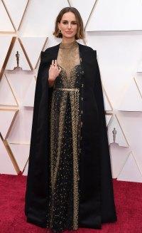 Oscars 2020 Arrivals - Natalie Portman