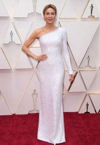 Oscars 2020 Arrivals - Renee Zellweger