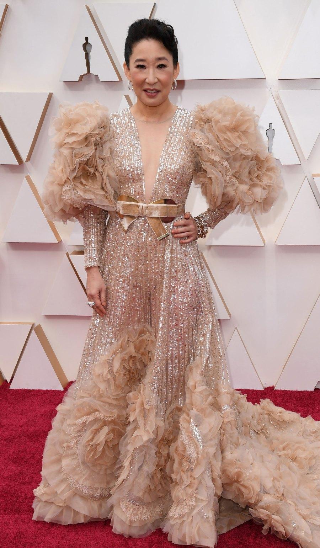 Oscars 2020 Arrivals - Sandra Oh