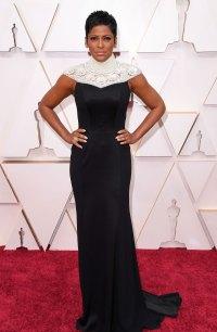 Oscars 2020 Arrivals - Tamron Hall