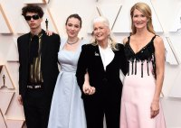 Oscars 2020 Family Members Laura Dern
