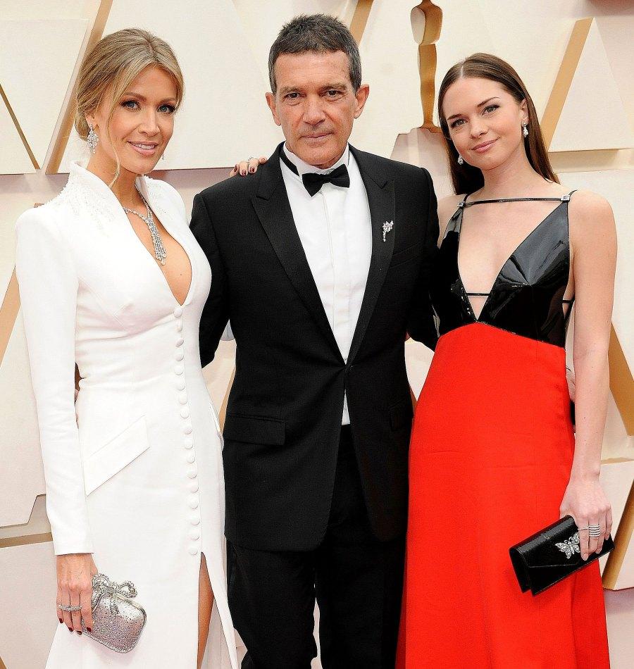 Antonio Banderas Oscars 2020 Family Members