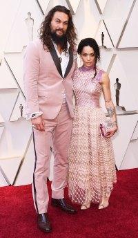 Oscars Most Stylish Couples All of Time - Jason Momoa and Lisa Bonet