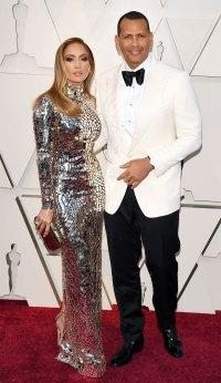 Oscars Most Stylish Couples All of Time - Jennifer Lopez and Alex Rodriguez