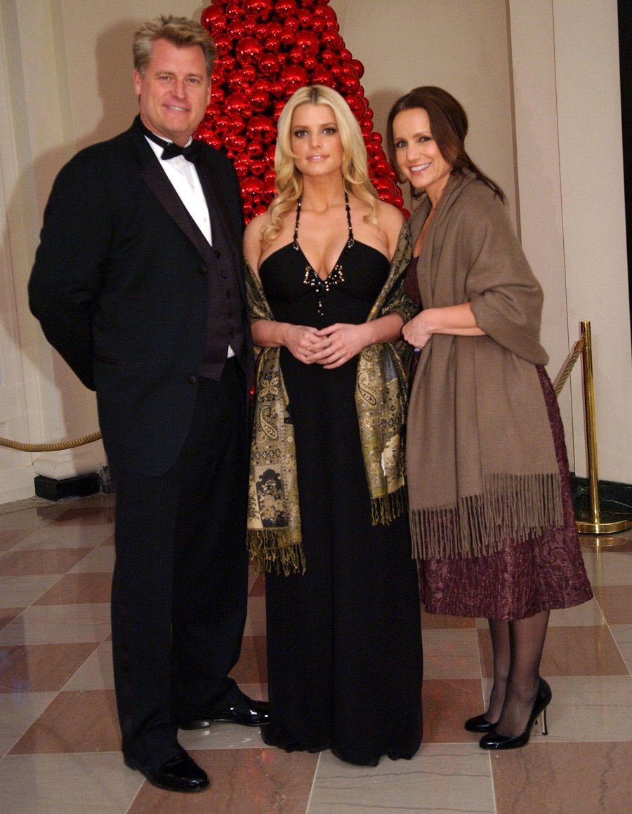 Parents Divorce Jessica Simpson Bombshell Revelations From Open Book