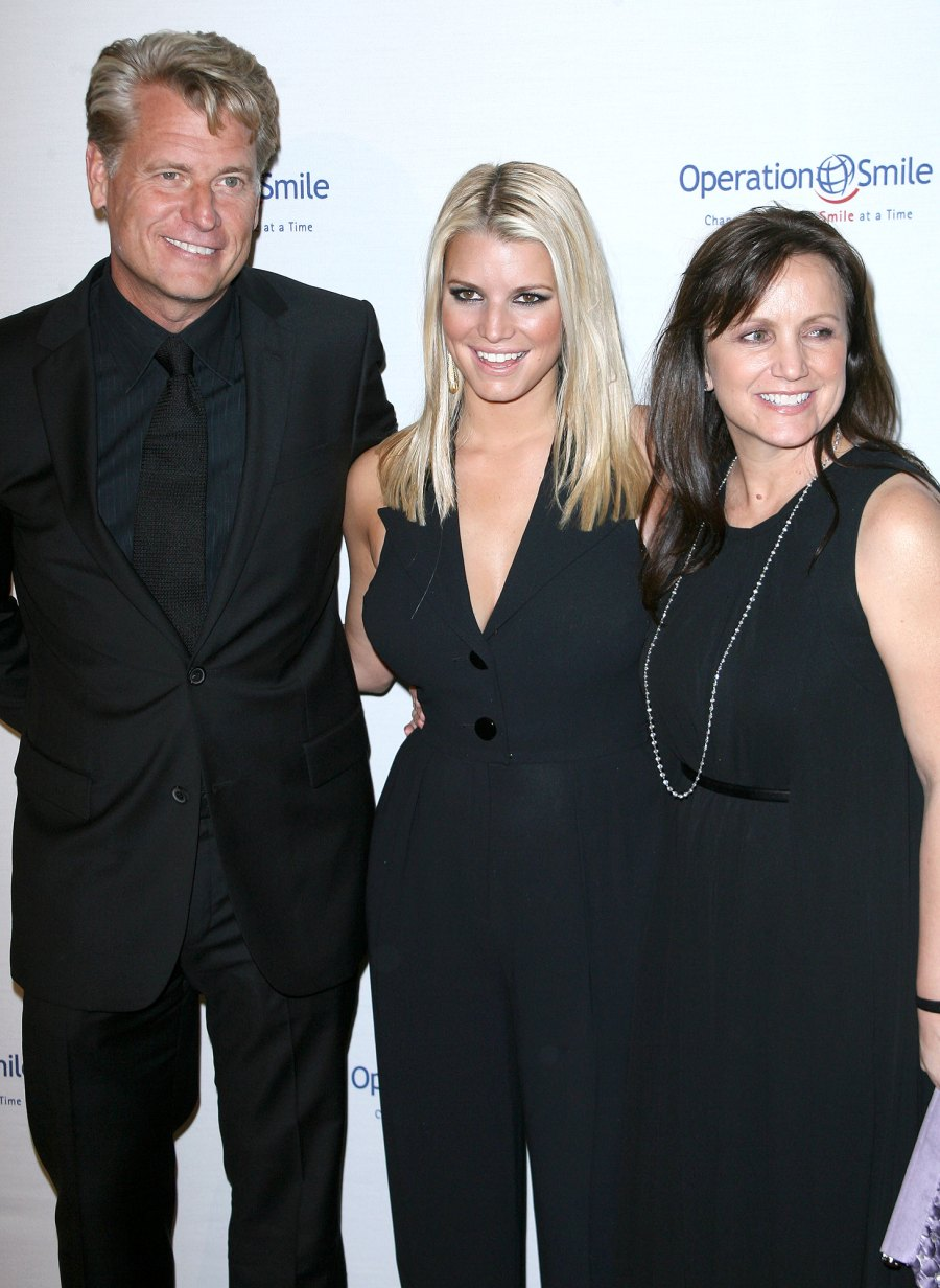 Joe Simpson and Tina Simpson Party of One Decoding Jessica Simpson's 6 New Songs