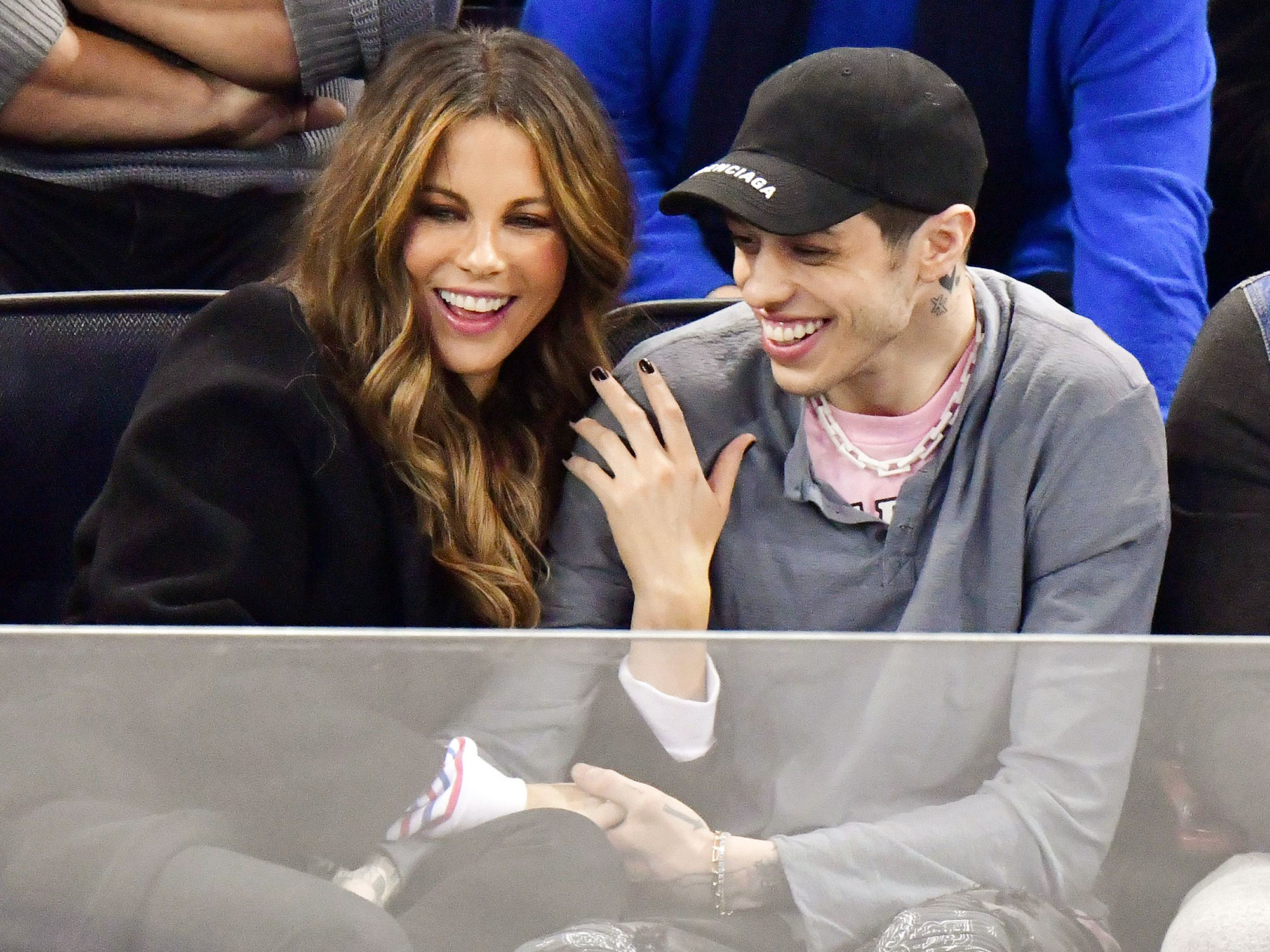 Pete Davidson Says All of My Uncles Freaked Out When I Started Dating Kate Beckinsale