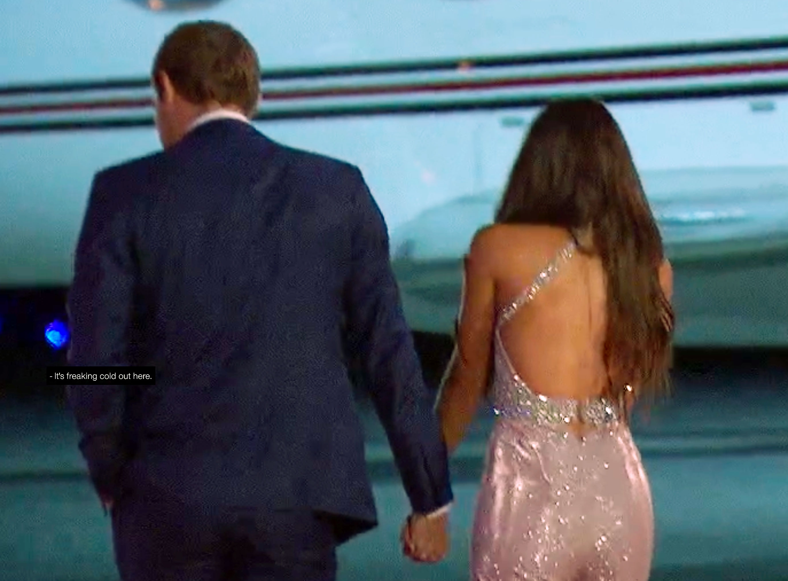 Peter Weber and Madison Why the Bachelor Never Gives His Coat to Any Women On Camera