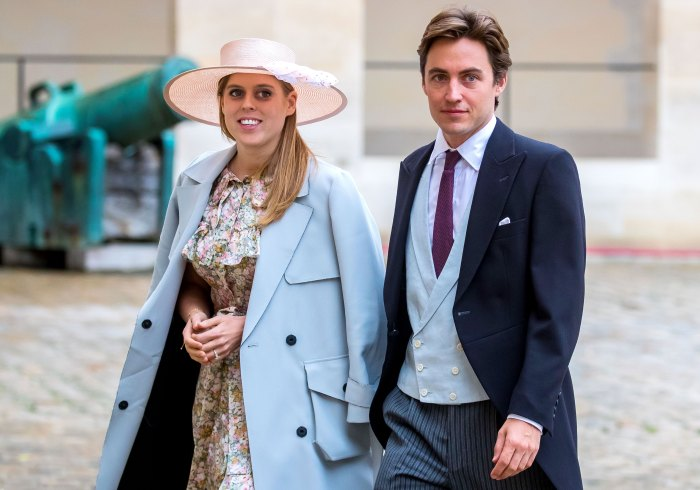 Prince Harry Meghan Markle Will Attend Princess Beatrice Wedding