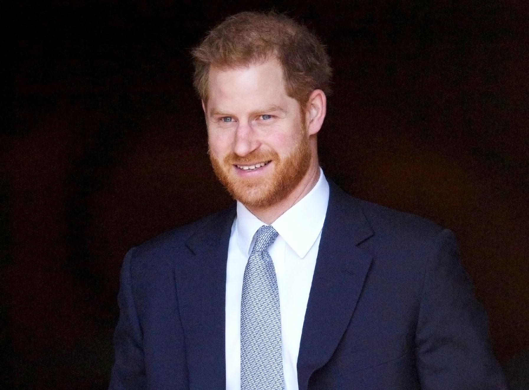 Prince Harry Returns UK Engagement After Royal Trademark Ban