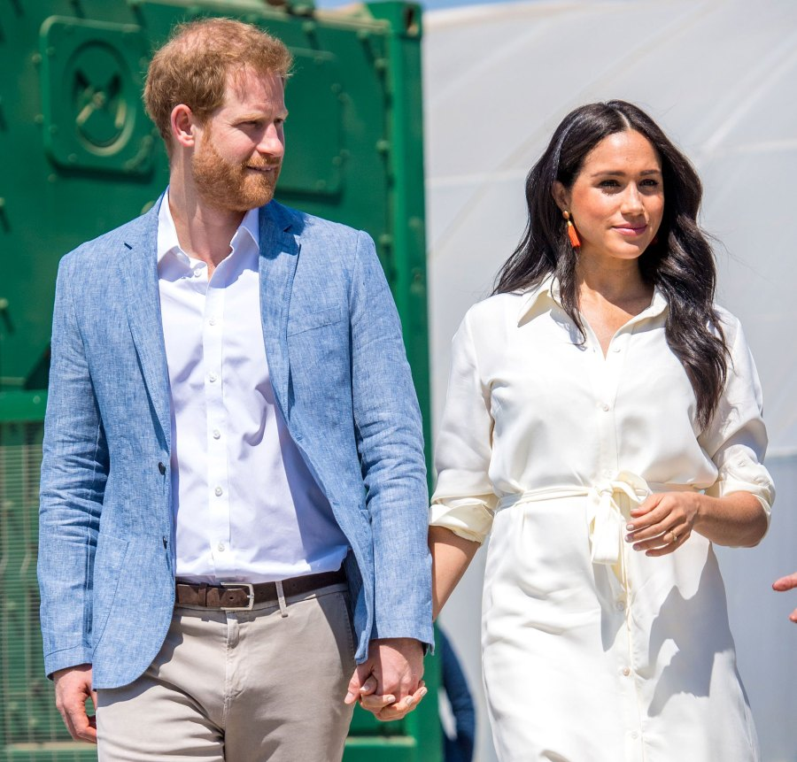 Prince Harry and Meghan Markle Make 1st Public Appearance in Miami