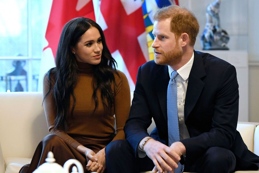 Prince Harry and Meghan Markle Sussex Royal Trademark Block
