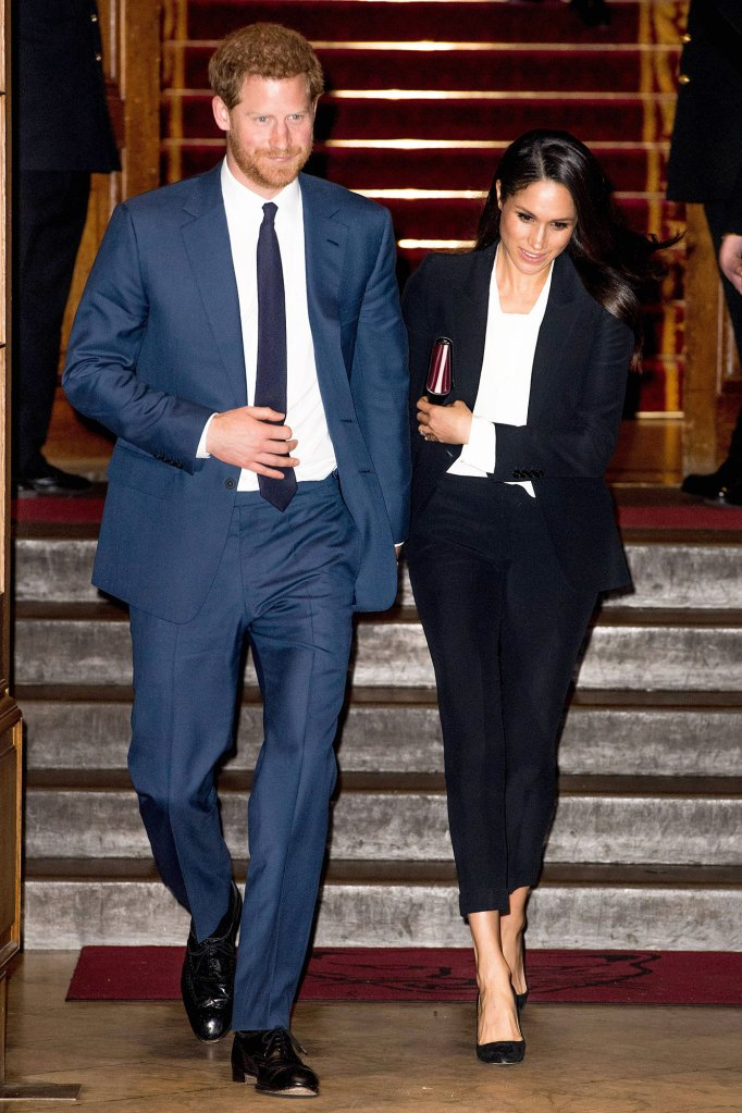 Prince Harry and Meghan Markle UK Regularly