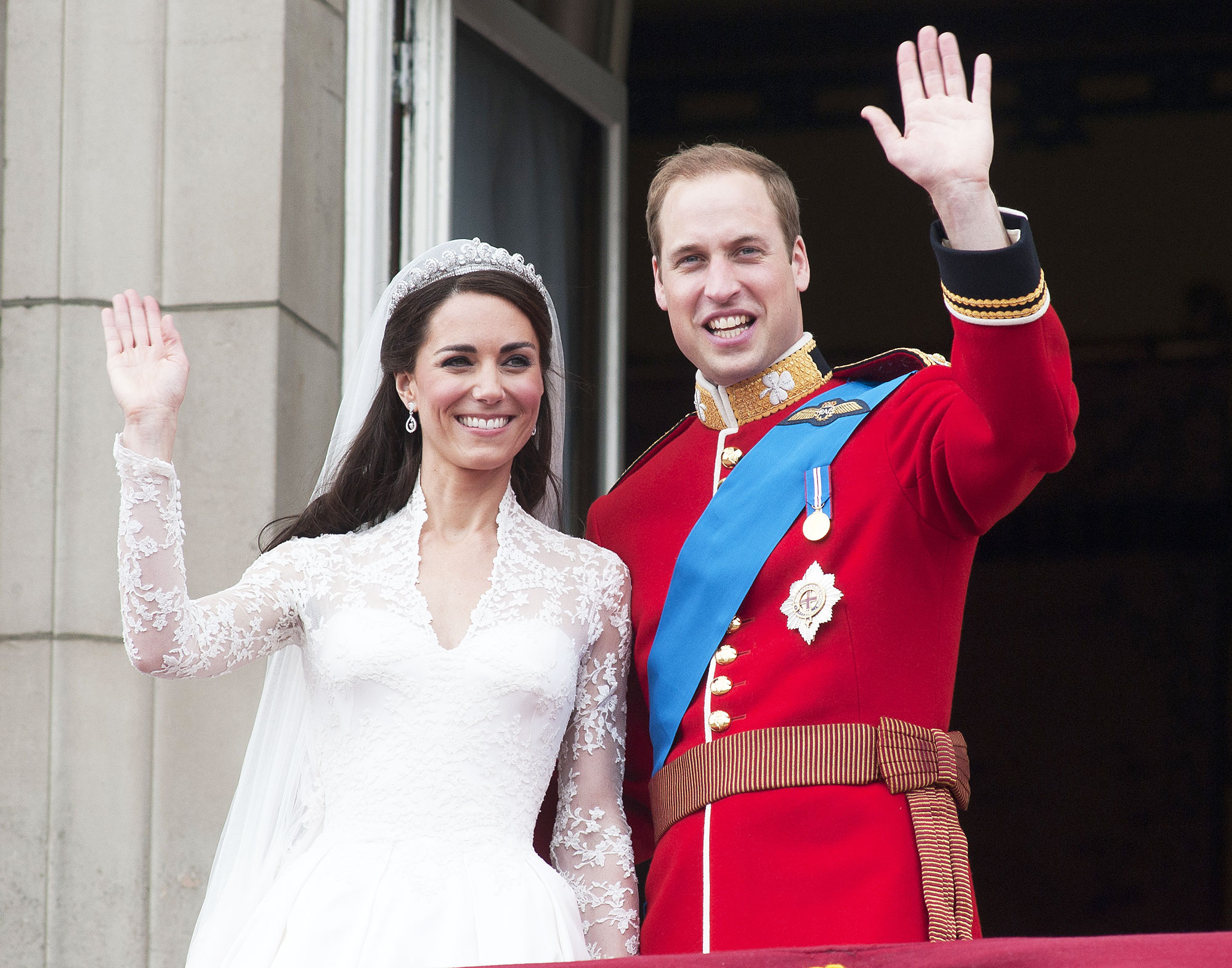 Prince William and Duchess Kates Wedding Security Was a Big Piece of Work