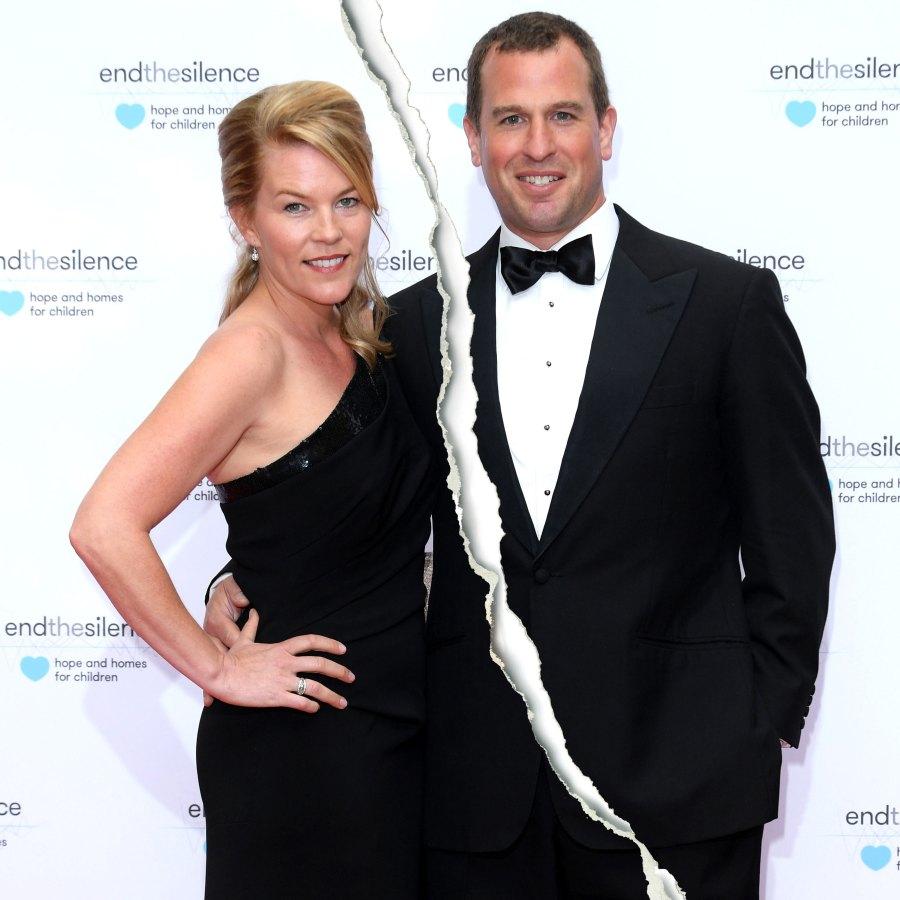Queen Elizabeth II's Grandson Peter Phillips and Wife Autumn Split After 12 Years of Marriage