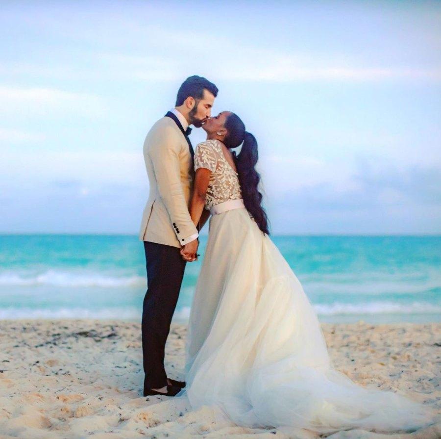 Rachel Lindsay Abasolo Bachelor Nation Celebrated Valentine's Day