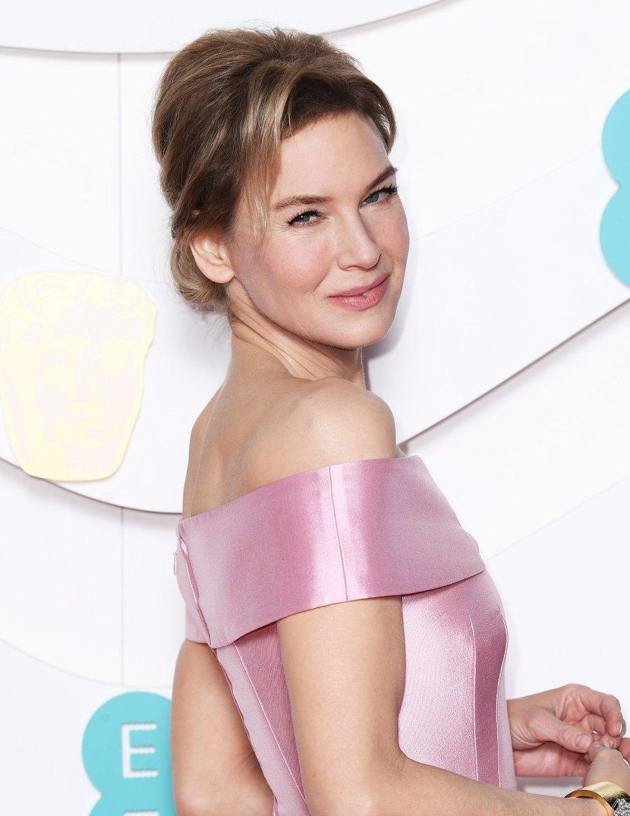 Renee Zellweger's Beauty Evolution