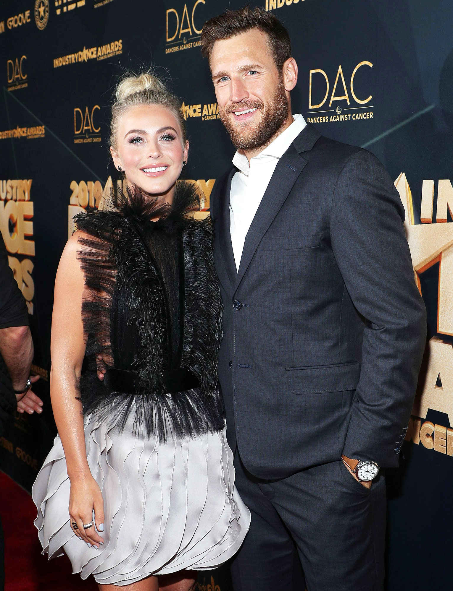 Julianne Hough and Brooks Laich attend the Industry Dance Awards and Cancer Benefit Show Where Riawna Capri Says Julianne Hough and Brooks Laich Are Good Together Amid Marital Issues