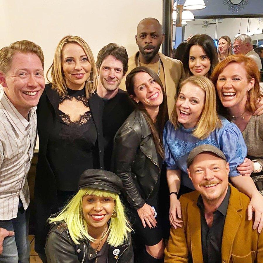 Sabrina The Teenage Witch Cast Reunited