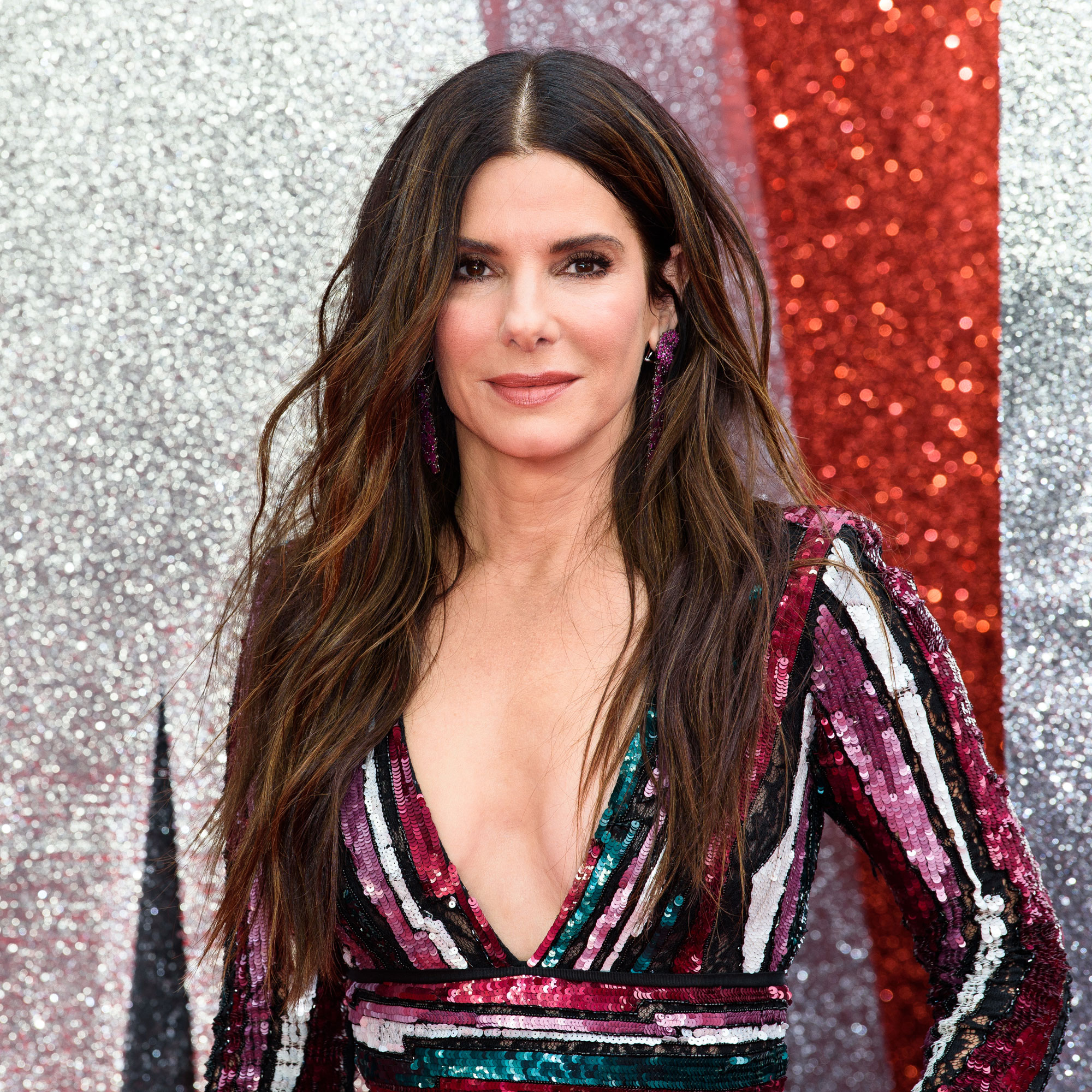 Sandra Bullock Will Move 'Down the Street' When Kids Start College