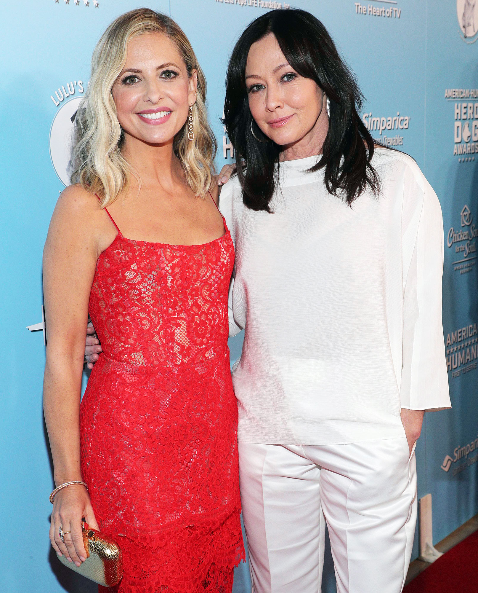 Sarah Michelle Gellar Sends Love to Shannen Doherty After Cancer Recurrence