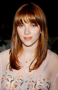 Scarlett Johansson's Beauty Evolution - 2002