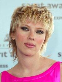 Scarlett Johansson's Beauty Evolution - 2003