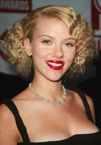 Scarlett Johansson's Beauty Evolution - 2004