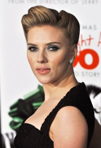Scarlett Johansson's Beauty Evolution - 2011