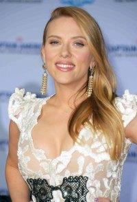 Scarlett Johansson's Beauty Evolution - 2014