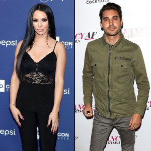 Scheana Shay Says Max Boyens Has a Good Heart After Racist Tweets Get Out