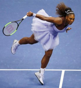 Serena Williams' Favorite Tennis Outfits Are Nike Tutus