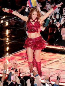Shakira Trainer Shares Secrets Super Bowl Workouts