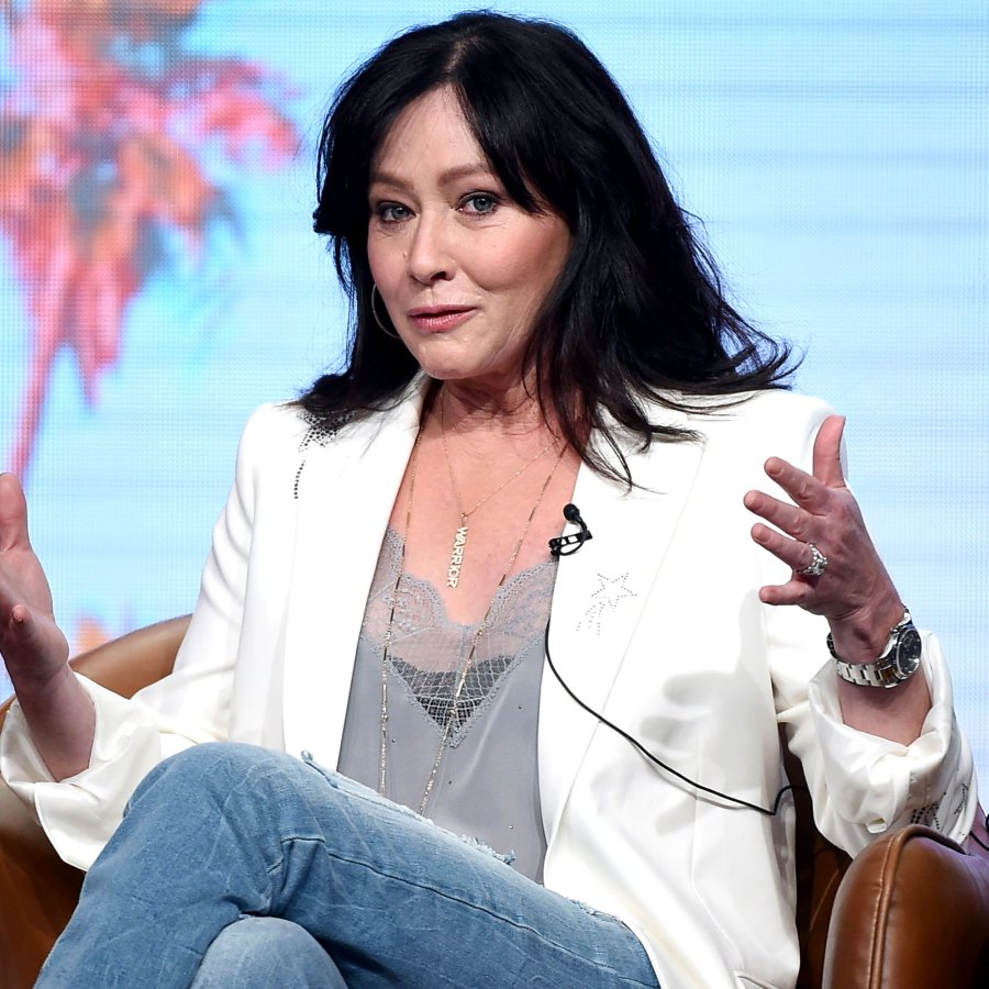 Shannen Doherty Says She Is 'Struggling' Amid Stage IV Breast Cancer Battle
