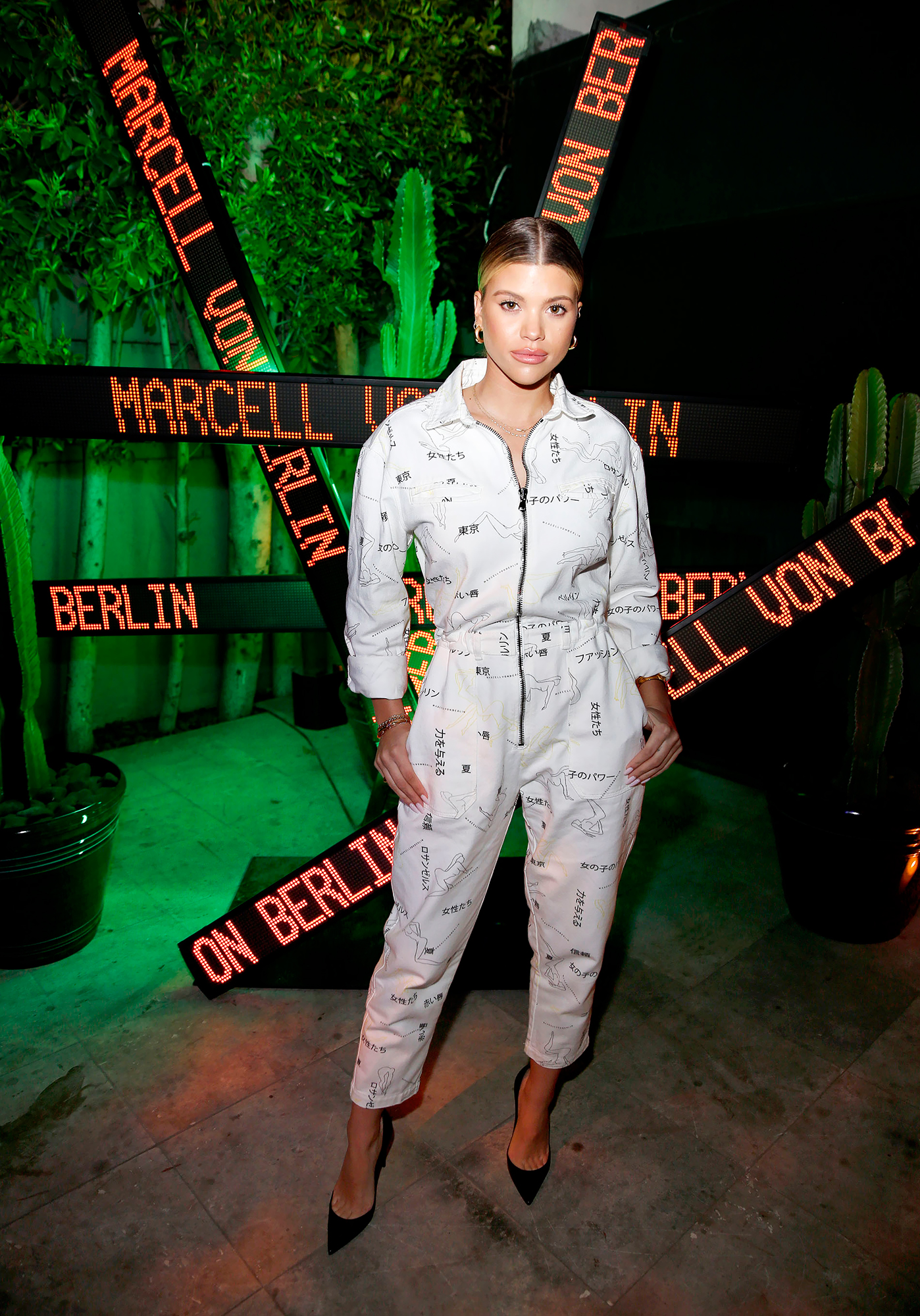 Sofia-Richie-attends-the-MARCELL-VON-BERLIN-opening