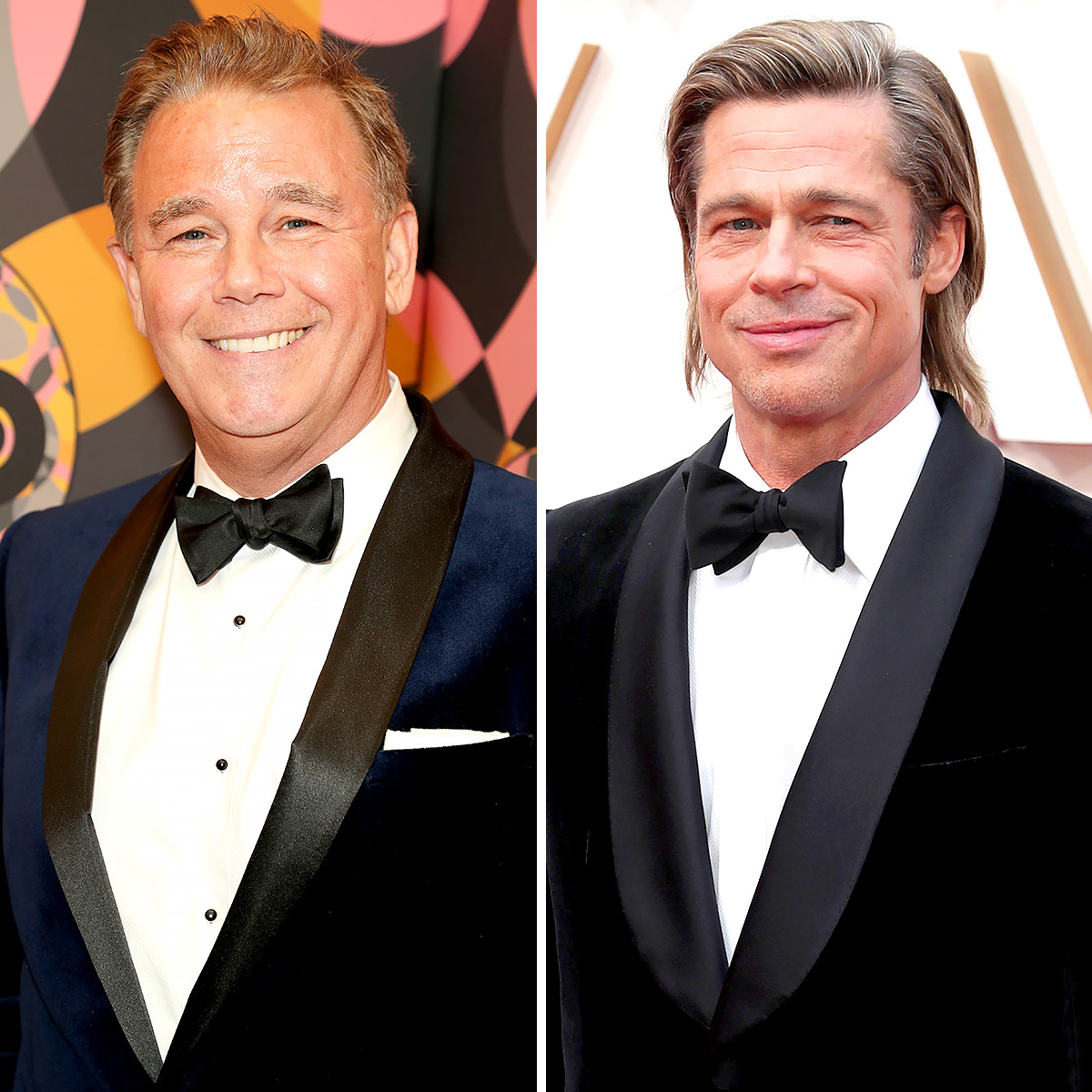 Spencer Garrett Doesn't Think Brad Pitt Needs a Tinder Profile