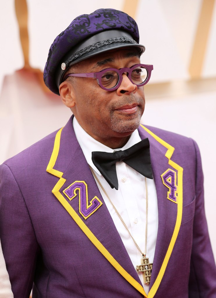 Spike Lee Kobe Bryant Suit Oscars 2020
