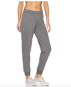 Starter Women's Jogger Sweatpants with Pockets (Iron Grey Heather)