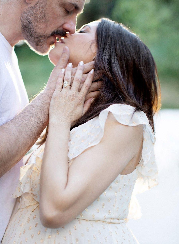 Steve Kazee and Pregnant Jenna Dewan Engaged