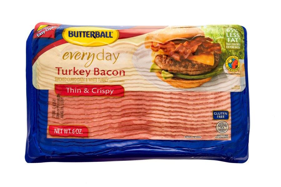 Stormi Webster's Favorite Foods - Turkey Bacon