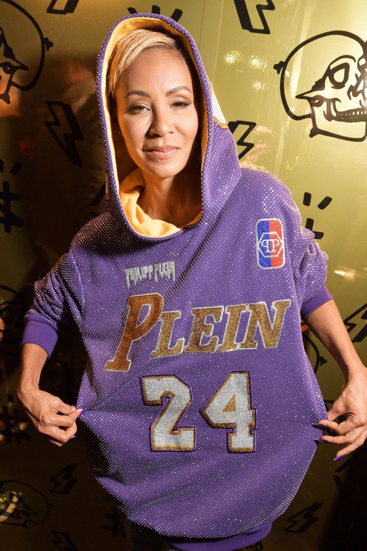 Stylish Tributes To Kobe Bryant - Jada Pinkett Smith