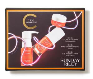 Sunday Riley C.E.O. Vitamin C Kit (3 piece)