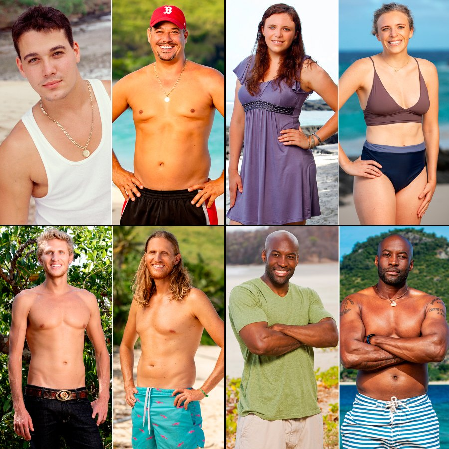 Survivor-Then-and-Now-cast