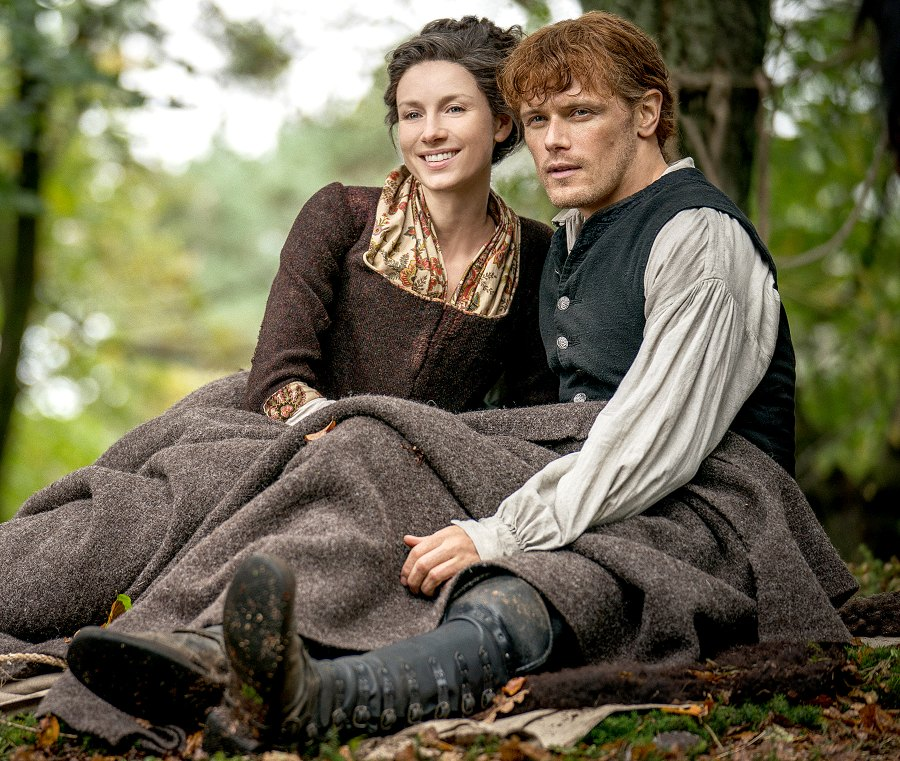 Outlander TV Shows That Have Inspired Alcohol Lines