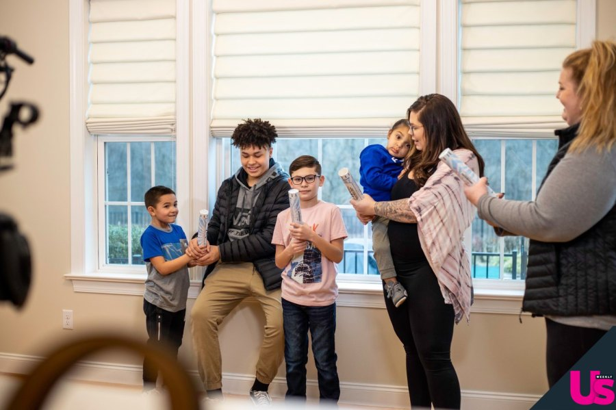 Teen Mom 2's Kailyn Lowry Reveals Baby Gender