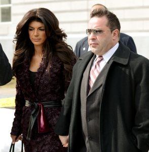 Teresa Giudice Believes Joe Cheated on Her