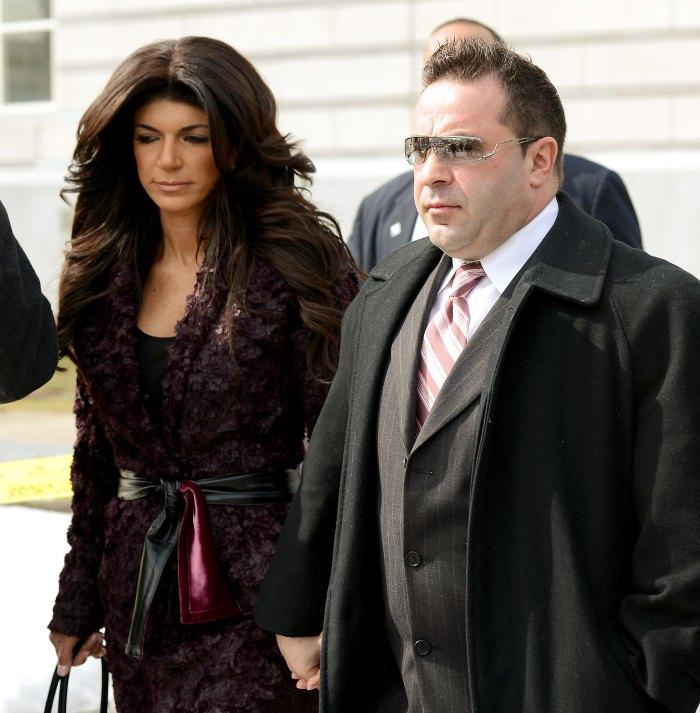 Teresa Giudice Believes Joe Cheated on Her
