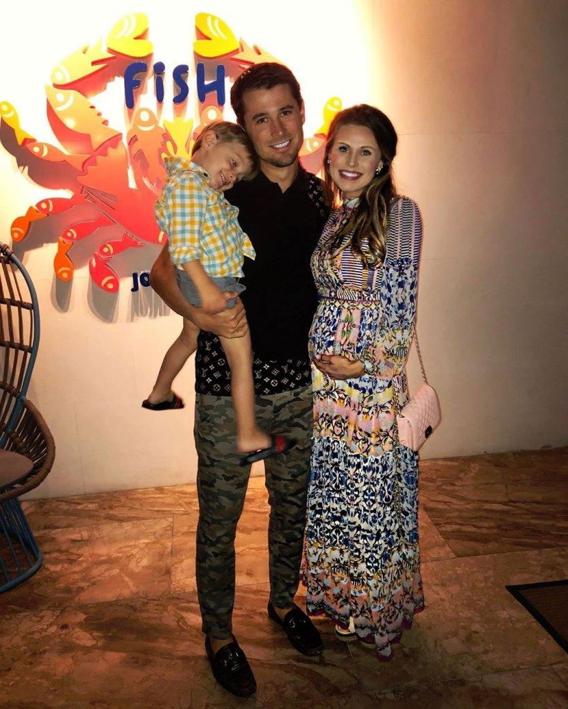 The Bachelor's Ashley Salter Gives Birth Husband Austin Brannen