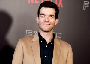 The Internet Cant Stop Thirsting Over This Pic of John Mulaney